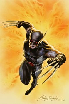 X-Force Wolverine | Artist: Felipe Massafera    ♥ ♥ Please feel free to repin ♥♥  http://unocollectibles.com