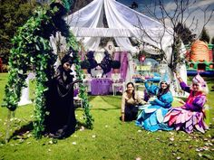 Maleficent Party by Splash Party   CatchMyParty.com