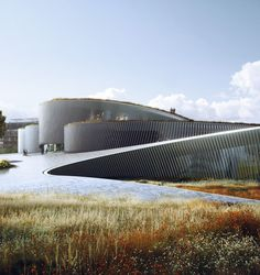 Gallery of BIG Selected to Design Human Body Museum in France - 9