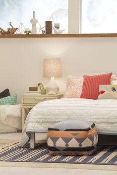 bed styling video @targetstyle