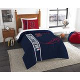 Use this Exclusive coupon code: PINFIVE to receive an additional 5% off the Boston Red Sox MLB Twin Comforter Set at SportsFansPlus.com