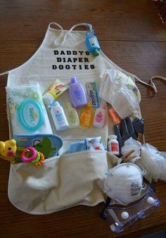 Great co-ed babyshower idea!
