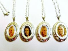 1 x H2o Silver Plated Necklace Locket. Choose by h2omermaidshop, $12.00