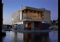Floating Home    2369 Fairview Avenue E6  Seattle W.A.  List Price: $3.45 million  Listed With: Coldwell Banker Bain Associates