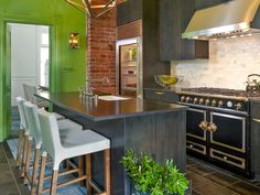 Benjamin Moore Paint, Douglas Fir, Hgtv, Color Inspiration, Oc, Kitchens, Colours, Easy, Table