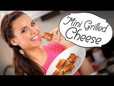 Ingrid Nilsen, aka missglamorazzi, is back to show you a few of her favorite recipes. Watch the video for ideas ranging from the classic to the ultradecadent...