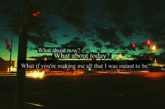 What About Now -Westlife