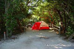 Bahia Honda State Park, site 62, Florida Keys