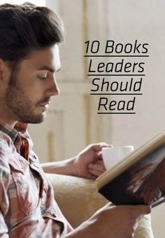 These must-read books will help you tap into your inner leader.