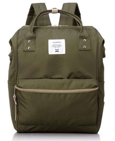 c7ca2b1633 Anello Backpack 100% Authentic  Japan Import  AT-B0193A   Large