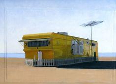 Salton Sea (two) Print | Little Paper Planes
