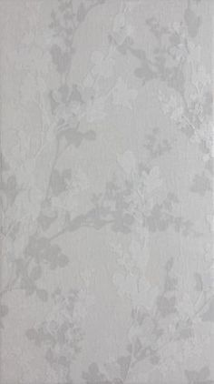 Grey Feature Tiles Wintergarden Grey (Laura Ashley) Wall Tiles from Walls and Floors - Leading Tile Specialists - Over 20 Million Tiles In Stock - Sold Per Sqm Grey Wallpaper, Vinyl Wallpaper, Textured Wallpaper, Wallpaper Roll, Peel And Stick Wallpaper, Painting Wallpaper, Pattern Wallpaper, Plaster Texture, Feature Tiles