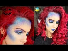all products used on my blog: http://nancyvip.blogspot.com/2011/07/mermaid-makeup.html