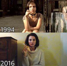 Jean Reno Natalie Portman, Mathilda Lando, Style, Swag, Outfits