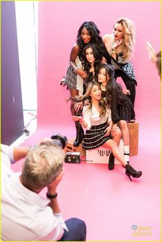 fifth harmony new faces of candies brand see ads bts pics 16