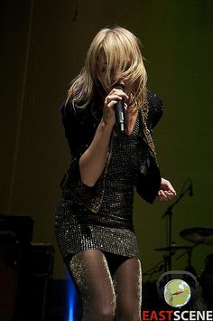 Emily Haines is probably the only woman in the world who loves glittery metallic shit more than I do.