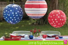 4th of july party planners | 4th of JULY PARTY INSPIRATION::::: - Project Wedding Forums