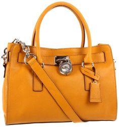 Michael Kors Hamilton East/west Satchel Handbag