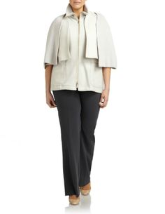 Saks Off Fifth Plus Size Options #tcfstyle the curvy fashionista