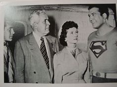 The Superman we grew up with
