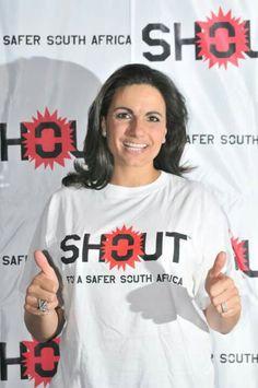 Shout T Shirt, Tops, Women, Fashion, Supreme T Shirt, Moda, Tee, Women's, Fashion Styles