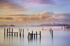 CAs Photography | Sausalito Morning 2 – Marin County, California - Patrick Smith Photography