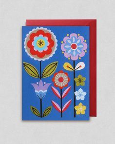 Greeting card by Ellen Giggenbach | Lagom Design