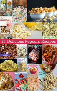 Gone are the days of boring snacks! These delicious popcorn recipes, made with Pop Secret Popcorn, will help you keep your snack routine fresh, exciting and delicious.