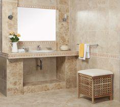 Tivoli | Geotiles | Fürdőszoba csempe szériák |