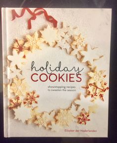 Holiday Cookies, #bookreview