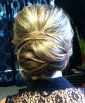 www.harpier.com.au  #bridalupstyle #weddinghair #twistedbun  Enquire now for wedding Hair an makeup!!