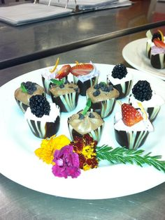 Chocolate mousse cups! Order from us - SugarMagnoliaBakes@gmail.com