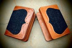 Obbi Good Label x Oldblue Co. wallet
