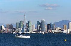 #sandiego San Diego Harbor