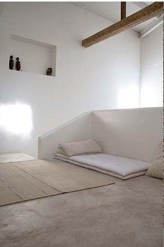 Simple and clean. Mark Eden Schooley, Lezarde Project via Natasja Molenaar