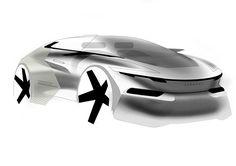 Design language study for electric peugeot. Car Design Sketch, Car Sketch, Design Language, Language Study, Futuristic Cars, City Car, Car Drawings, Transportation Design, Mobile Design