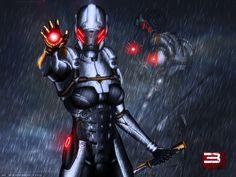 Mass Effect 3 Phantoms Rain Edition Vol 2 by RedLineR91.deviantart.com