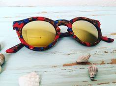 G-Sevenstars Sunglasses! Italian handmade sunglasses with Mazzucchelli acetate