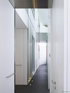 Coffey Architects has connected two separate apartments in a historic Clerkenwell building to create a significant residential unit. http://en.51arch.com/2013/09/coffey-architects-clerkenwell-warehouse/