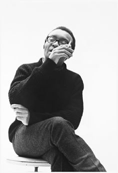 Cecil Taylor, american pianist and poet,1965