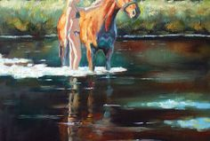 Artist Roman Fedossenko. paintings for sale $300