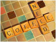 coffee saying for care packages