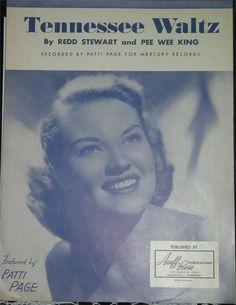 Vintage Sheet music/ Vintage 1948 Sheet by HoodooVoodooVintage