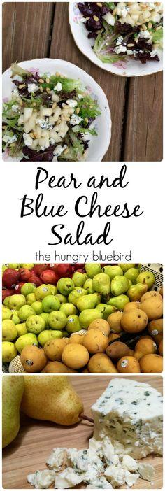 Elegant and seasonal salad for fall and entertaining