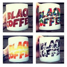 black coffee black sabbath mug by red temple prayer