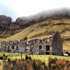 Ireland - Gleniff Horseshoe, Co. Sligo From a Day Trip from Bundoran why not pack up a…