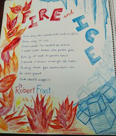Lots of photos of our Waldorf sixth grade mineralogy main lesson book pages. The Ring of Fire, Abraham Werner, The Rock Cycle and the poem Fire and Ice Sixth Grade Science, 6th Grade Art, Science Classroom, Teaching Science, Science Fun, Classroom Ideas, Seventh Grade, Ninth Grade, Waldorf Education