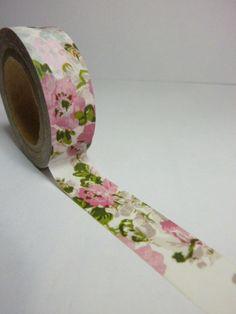 10M Japanese Washi Masking Tape 1 roll by shekphoebe on Etsy, $2.70
