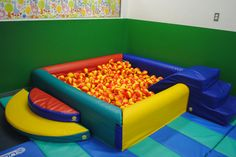ball pit for playroom