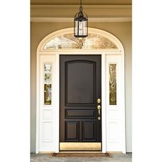 Front Door Paint Colors - Want a quick makeover? Paint your front door a different color. Here a pretty front door color ideas to improve your home's curb appeal and add more style! Best Front Door Colors, Best Front Doors, The Doors, Entry Doors, Front Entry, Front Porch, Entryway, Patio Doors, Home Design